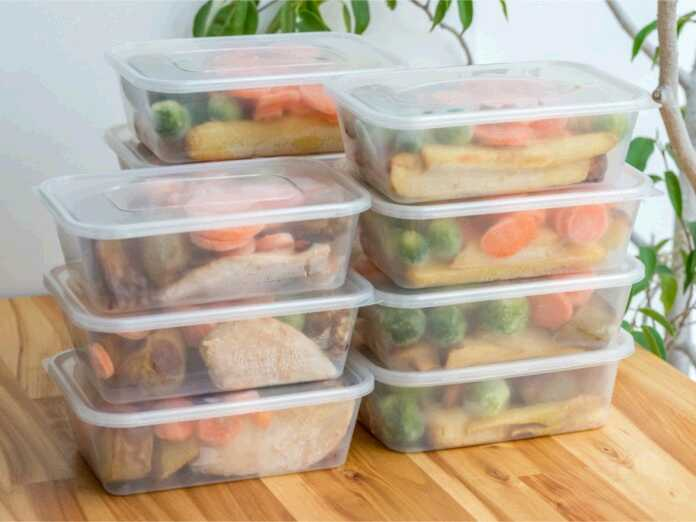 most important rules of meal prepping